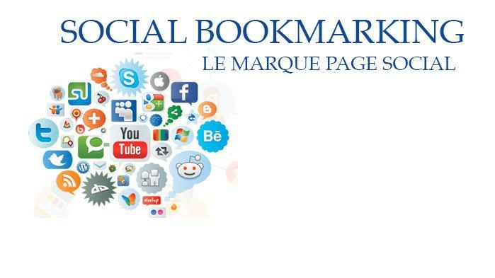 marque page social