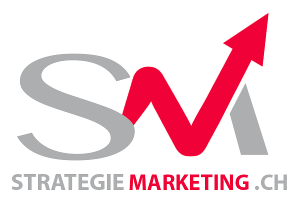 strategie marketing logo